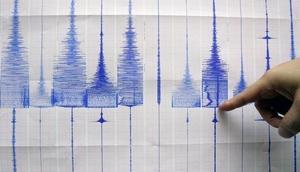 Erzurumda deprem
