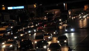 Yalovada trafikte yoğunluk yaşanmadı (2)