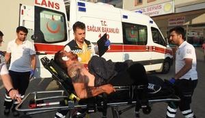 Çorumda silahlı kavgada 13 kişi gözaltına alındı