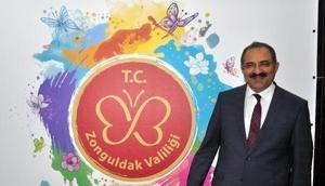 Zonguldakın kurumsal kimlik logosu kelebek olarak belirlendi