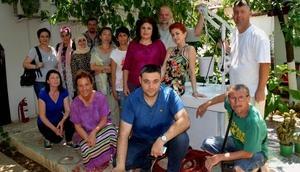 Yalvaç öncesi Antalya turu