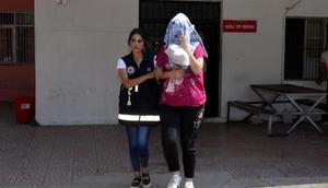 Adanada Hero tişörtü giyen 3 genç adliyeye sevk edildi / Fotoğraflar