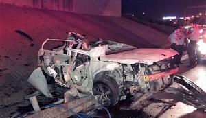 Köprüden düşen otomobildeki 2 kişi öldü