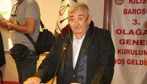 Kilis Barosunda başkan değişmedi
