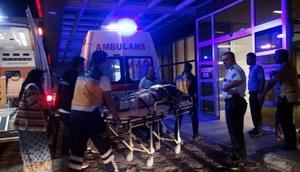 Çatışmada yaralanan 2 ÖSO askeri Kilise getirildi