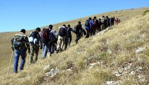 Çankırıda Ilgaz Hacettepe tırmanışı gerçekleştirilecek