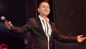 Serdar Ortaç İzmirde konser verecek