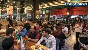 Paramanya heyecanı İzmir'de yaşandı