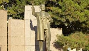Kırşehirde Atatürk Anıtı, Valilik binası önüne konulacak