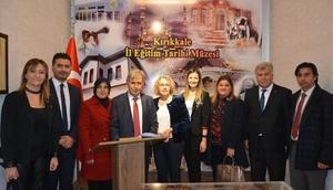 Kırıkkale'nin ilk müzesi açıldı