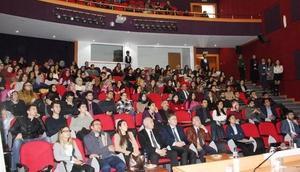 Kırıkkale'de çocuk istismarına karşı Dokunma, koru toplantısı