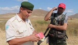 Gümüşhane'de kaçak avcılara 58 bin 468 lira ceza