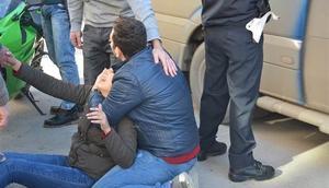 Sinopta motosiket kazası