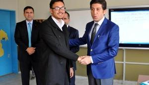 Tekirdağ İl Öğrenci Meclis Başkanlığına Erkay Moloz seçildi