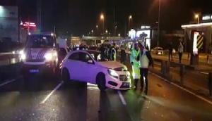 Son dakika... İstanbulda zincirleme kaza
