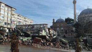 Yozgat Büyük Cami çevresinde yapısal düzenleme