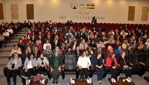 Osmaniye Belediyesinden Kadın Hakları Günü etkinliği