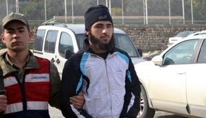 Hatayda El Nusra şüphelisi tutuklandı