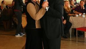 Yalovada Kadınlar matinesi başladı, açılış dansını Başkan Salman ve eşi yaptı