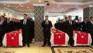 Mardinde 39 bekçi göreve başladı