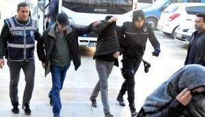 Aydında fuhuş operasyonuna 5 tutuklama