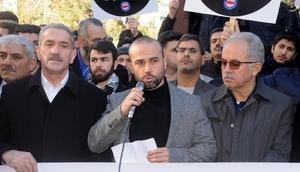 Kudüs kararına Yalovadan tepki