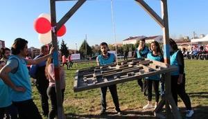 Yalova Emniyetinden gençler için Survivor Park