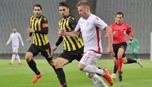 İstanbulspor tek attı, 3 aldı Bolu Beyini...