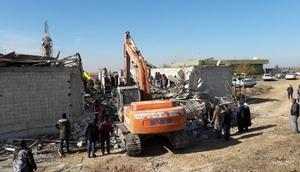 Şanlıurfada inşaat çöktü: 3 işçi yaralandı (2)- Yeniden