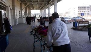 Şanlıurfa'da iki otomobil çarpıştı: 7 yaralı