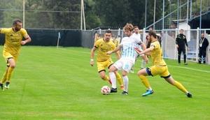 Kemerspor 2003-Bayburt Grup Özel İdare Gençlik ve Spor: 1-2