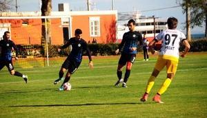 Tekirdağspor-Şanlıurfa Karaköprü Belediyespor: 1-1