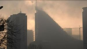 Yoğun sis, Ankarada etkili oldu
