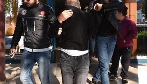 Antalyada uyuşturucu operasyonu: 7 gözaltı