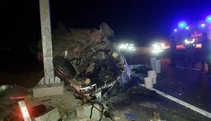 İkiz kardeşler trafik kazasında hayatını kaybetti