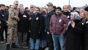 Afrin şehidi Uzman Çavuş Aktağın cenazesi Giresunda