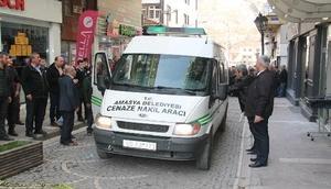 Amasya'da 2 kişiyi öldüren polis tutuklandı
