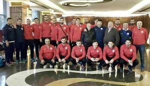 Hentbol Türkiye Kupası maçları Batmanda başlıyor