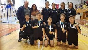 Köy ortaokulu sporcuları, çeyrek final maçlarında Kırklareli'ni temsil edecekler