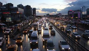 İstanbullulara akşam şoku Trafik kabusu...