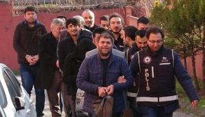 Karabükte organize suç örgütü üyelerine Gölge operasyonu