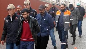 Kayseride sosyal medya operasyonunda 5 tutuklama