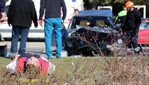 Boluda zincirleme kaza: 3 yaralı
