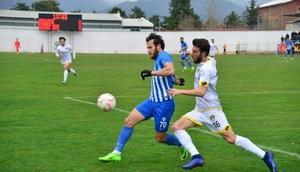 Erbaaspor - Bayburt Grup Özel İdare Gençlik ve Spor: 1-1