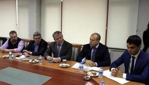 Edirne-Odessa arasında ticaret ve turizm işbirliği