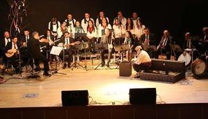 Yozgatta 'Bekleyiş' adlı müzikal drama gösterisi büyük beğeni topladı