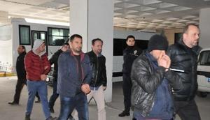 Edirne'de kaçakçılık operasyonu: 22 gözaltı