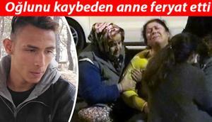 Oğlunu kaybeden anne feryat etti: Babana çek gönder fotoğrafı