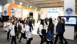 Mersin, Travelexpo Ankara Fuarı'nda tanıtıldı
