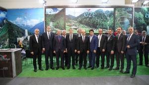 Ankara Travel Expo Fuarında Rize rüzgarı